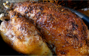 Spiced Roast Pheasant